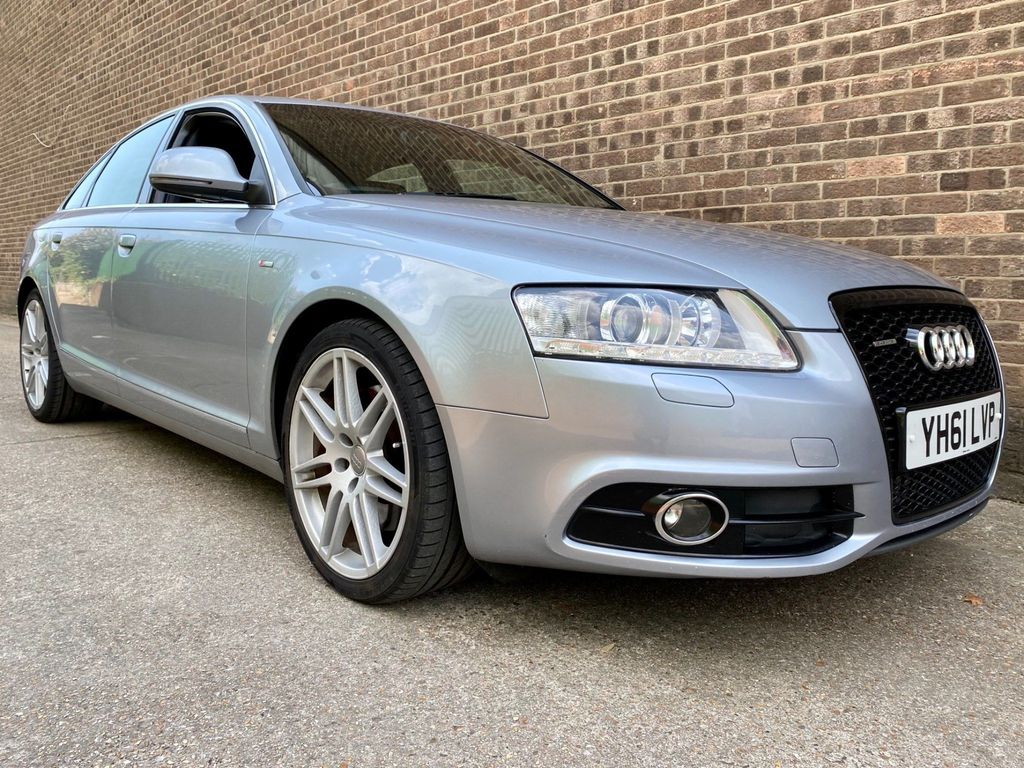 Audi A6 Saloon Saloon 3.0 TDI V6 S line Special Edition Tiptronic quattro 4dr