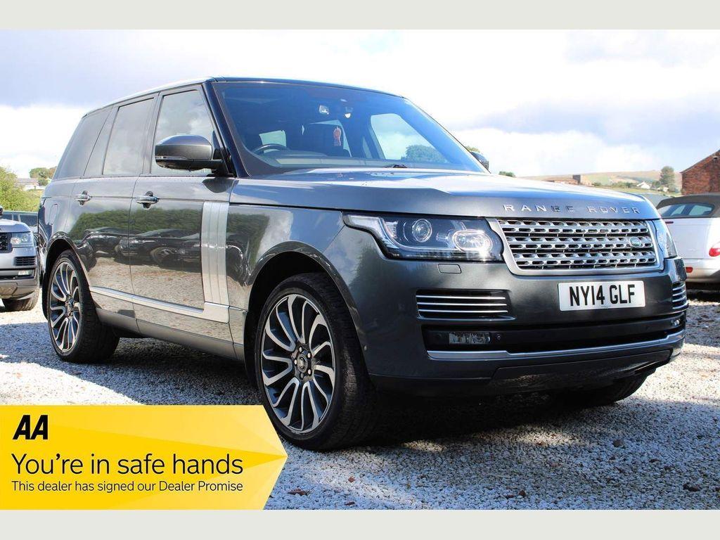 Land Rover Range Rover SUV 4.4 SD V8 Autobiography Auto 4WD 5dr