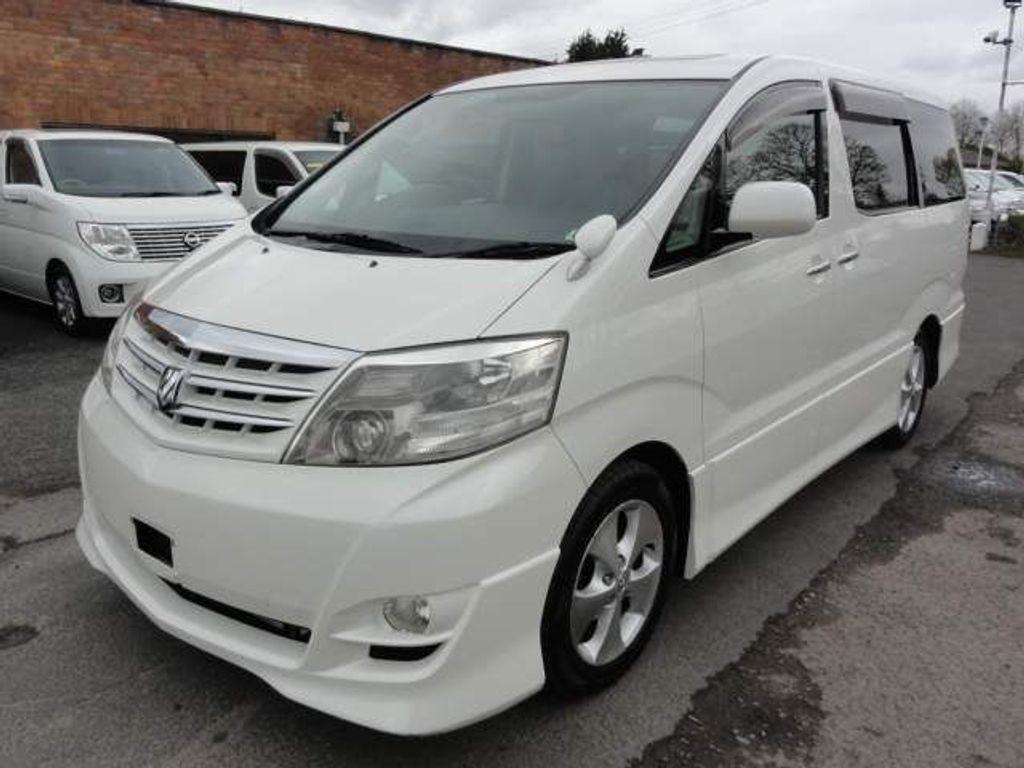 Toyota Alphard MPV MS EDN SUNROOFS POWER DOORS BIMTA CERT