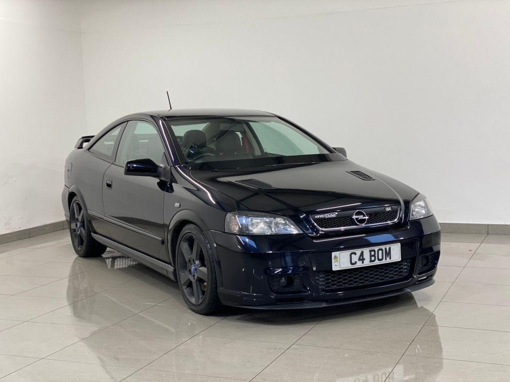 Vauxhall Astra Coupe 2.0 i 16v Turbo 2dr