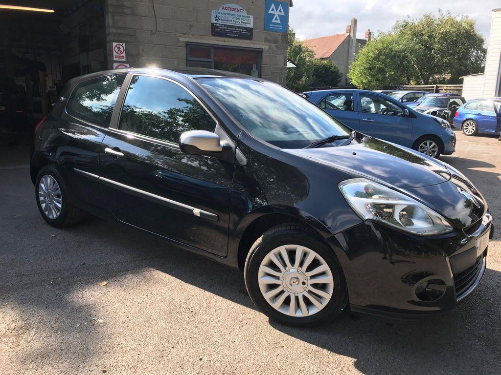 Renault Clio Hatchback 1.2 16v I-Music 3dr