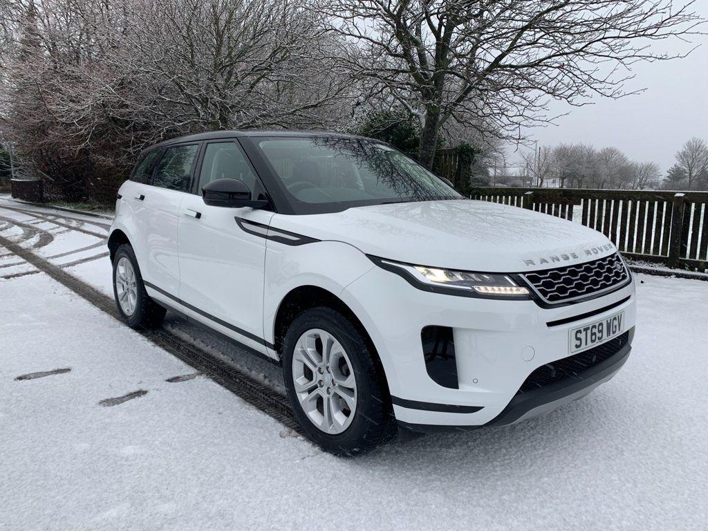 Land Rover Range Rover Evoque SUV 2.0 D150 S (s/s) 5dr