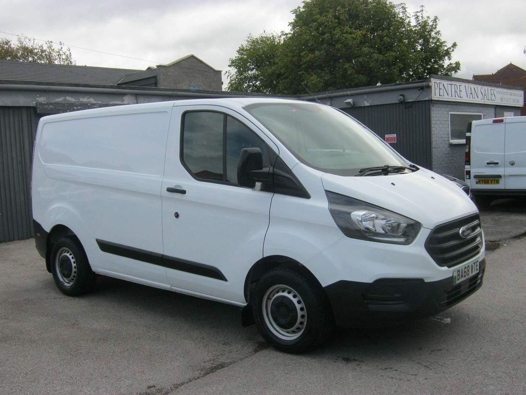 Ford Transit Custom Panel Van 2.0 300 EcoBlue L1 H1 EU6 5dr