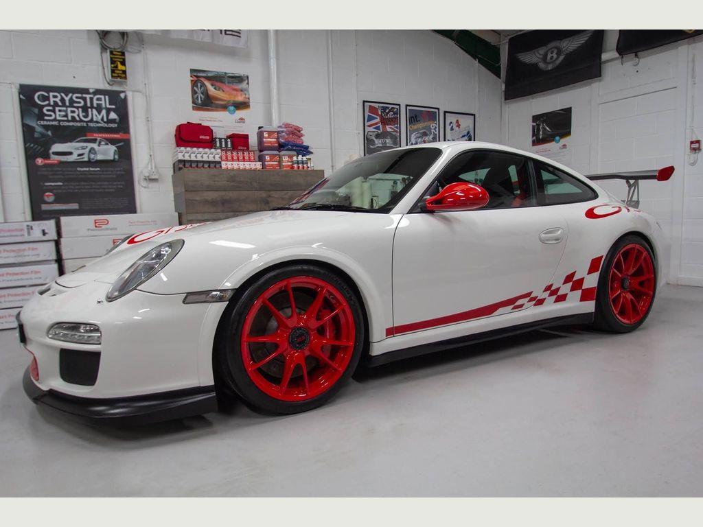 Porsche 911 Coupe 3.6 997 GT3 RS 2dr