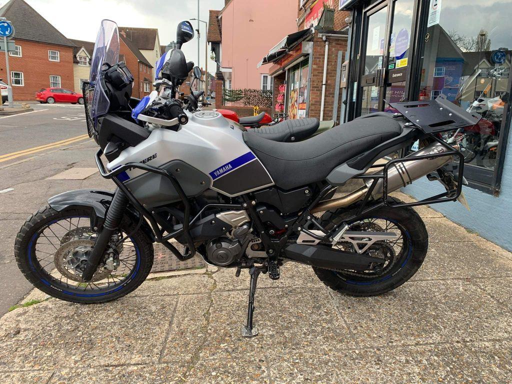 Yamaha XTZ660 Tenere Adventure 660