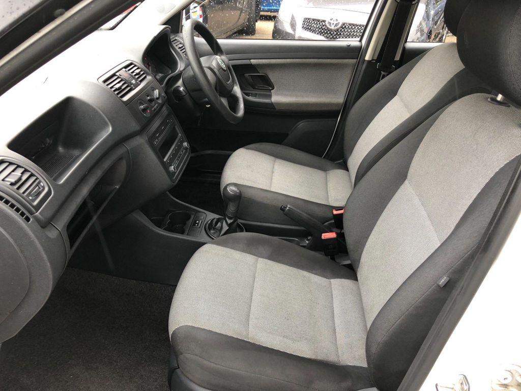 SKODA Fabia Hatchback 1.2 S 5dr