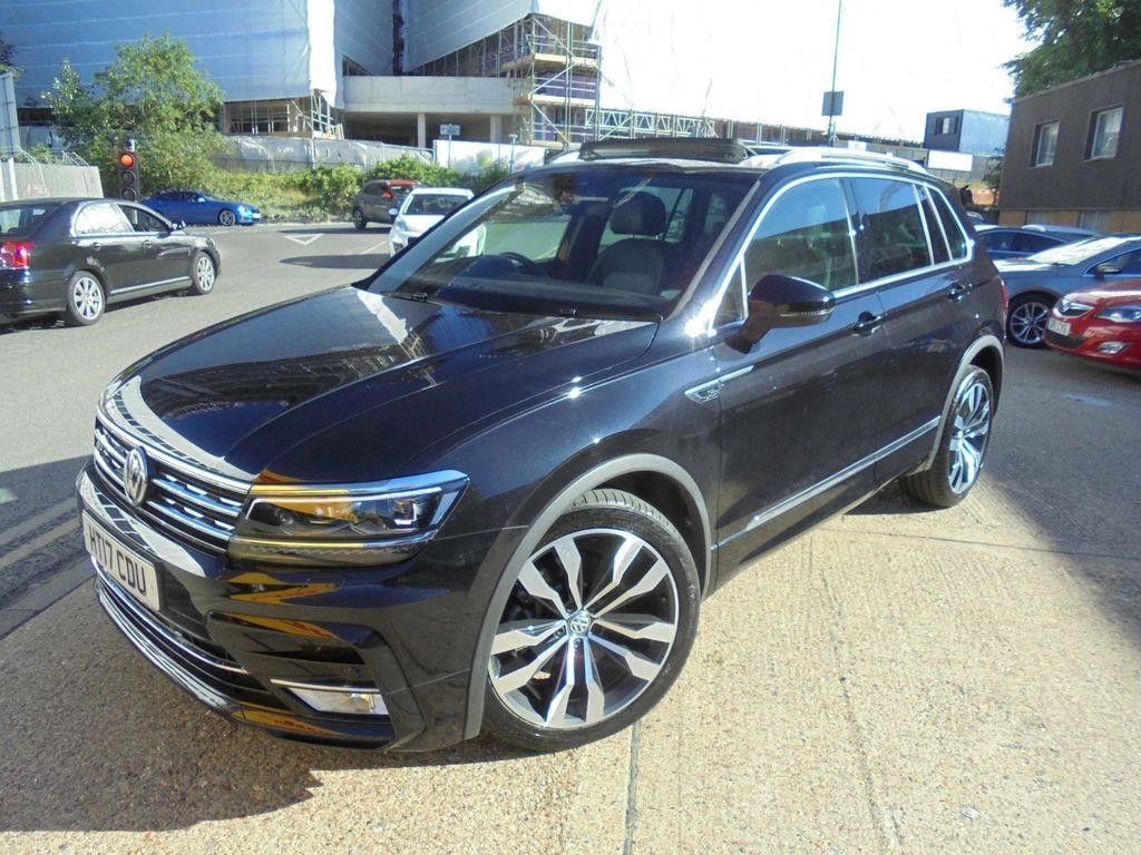 Volkswagen Tiguan SUV 2.0 TSI BlueMotion Tech R-Line DSG 4Motion (s/s) 5dr