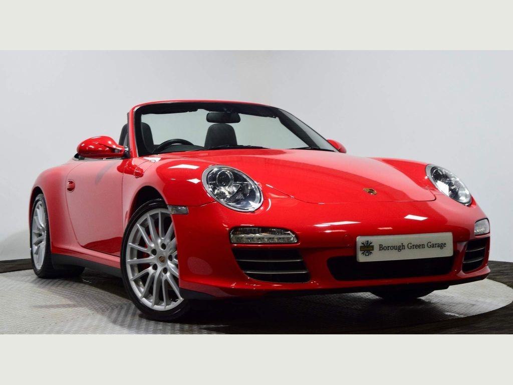 Porsche 911 Convertible 3.8 997 Carrera 4S Cabriolet PDK 2dr