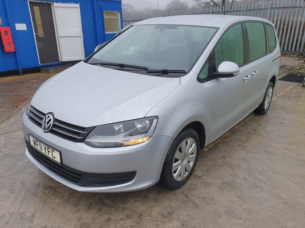 Volkswagen Sharan MPV 2.0 TDI BlueMotion Tech S 5dr