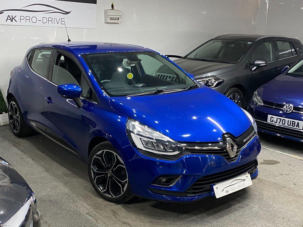 Renault Clio Hatchback 1.5 dCi Signature Nav (s/s) 5dr