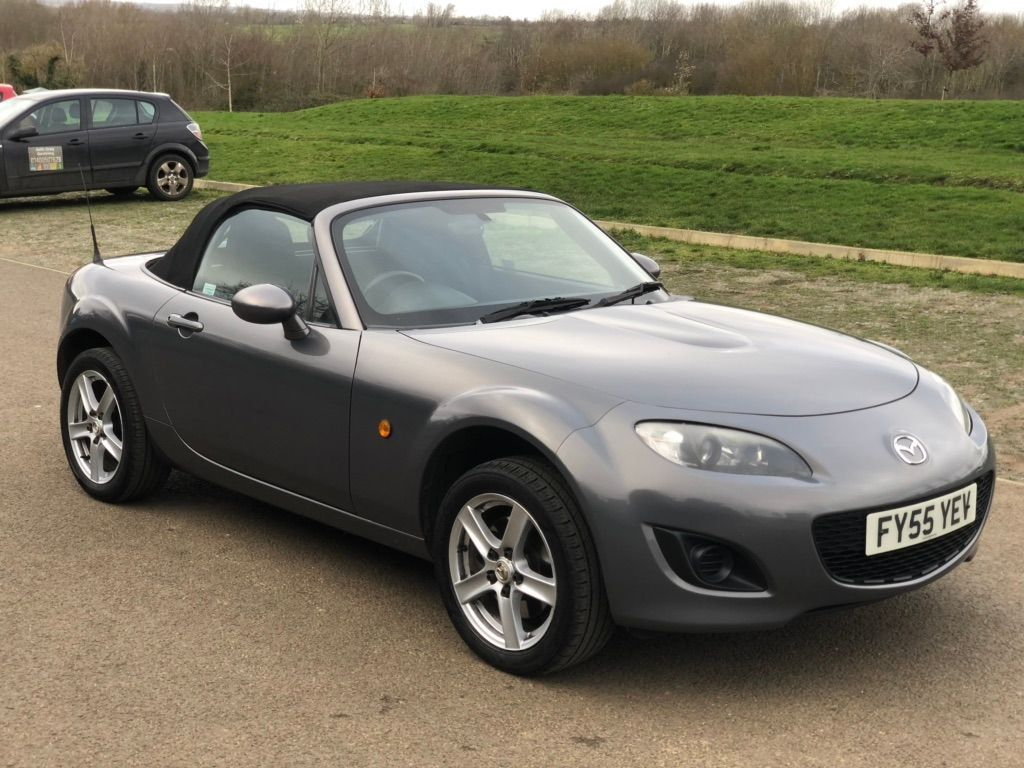 Mazda MX-5 Convertible 2.0 SE Limited Edition 2dr