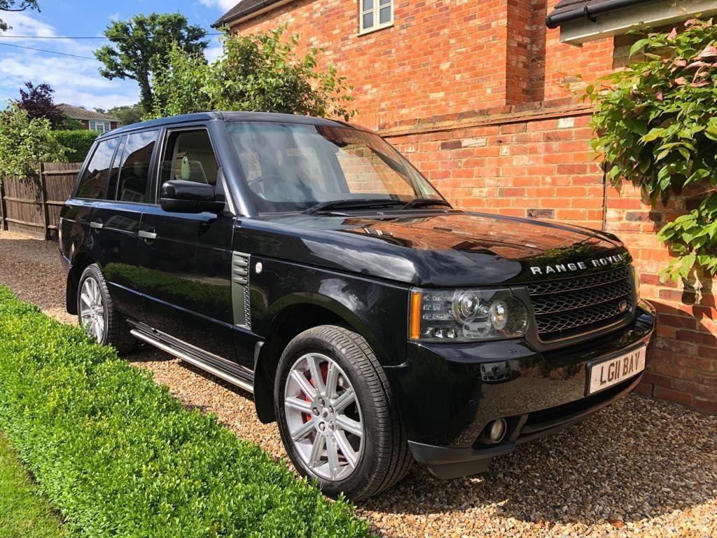 Land Rover Range Rover SUV 4.4 TD V8 Vogue SE 5dr
