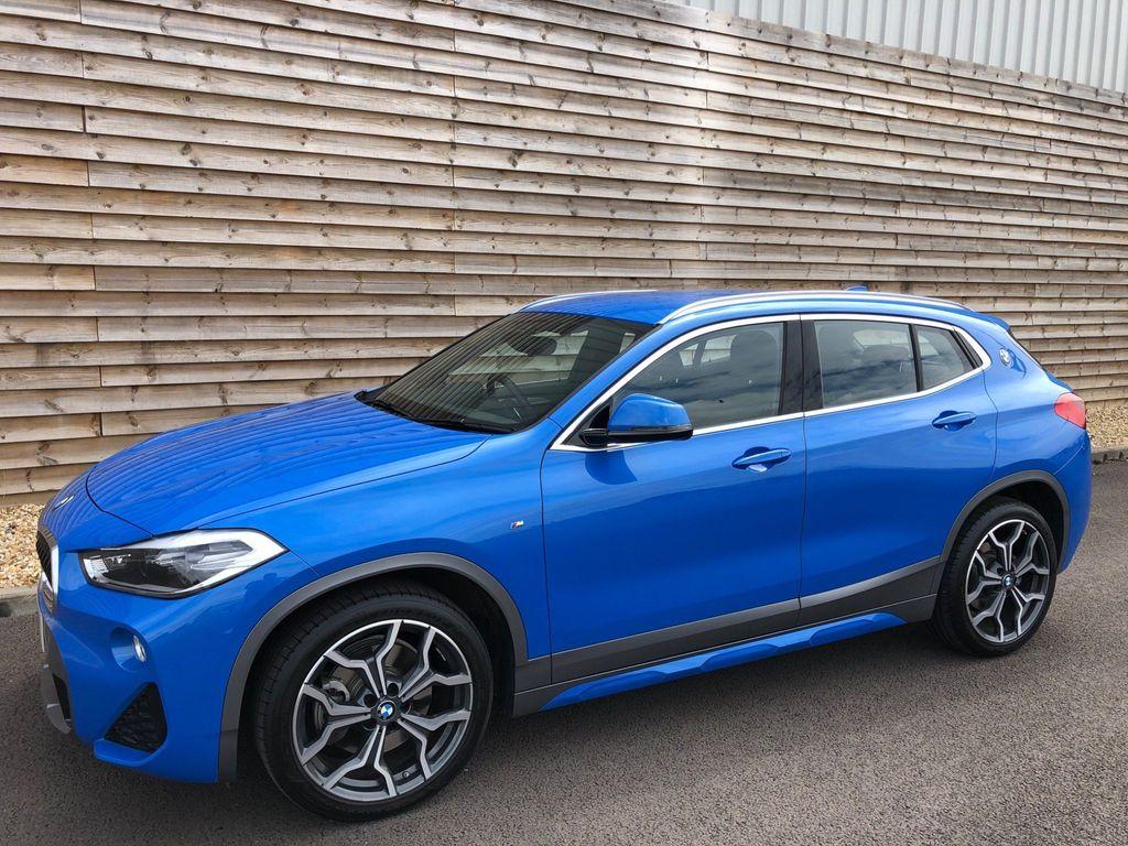 BMW X2 SUV 2.0 20d M Sport X Auto xDrive (s/s) 5dr