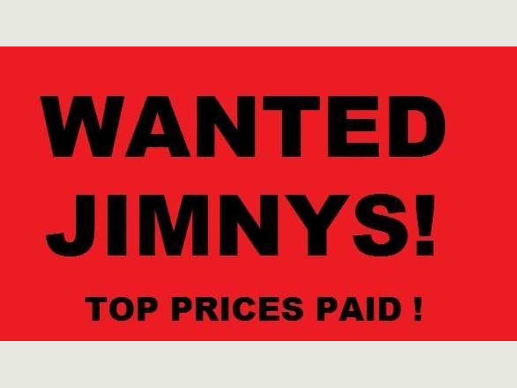 Suzuki Jimny SUV 1.3 JLX 3dr