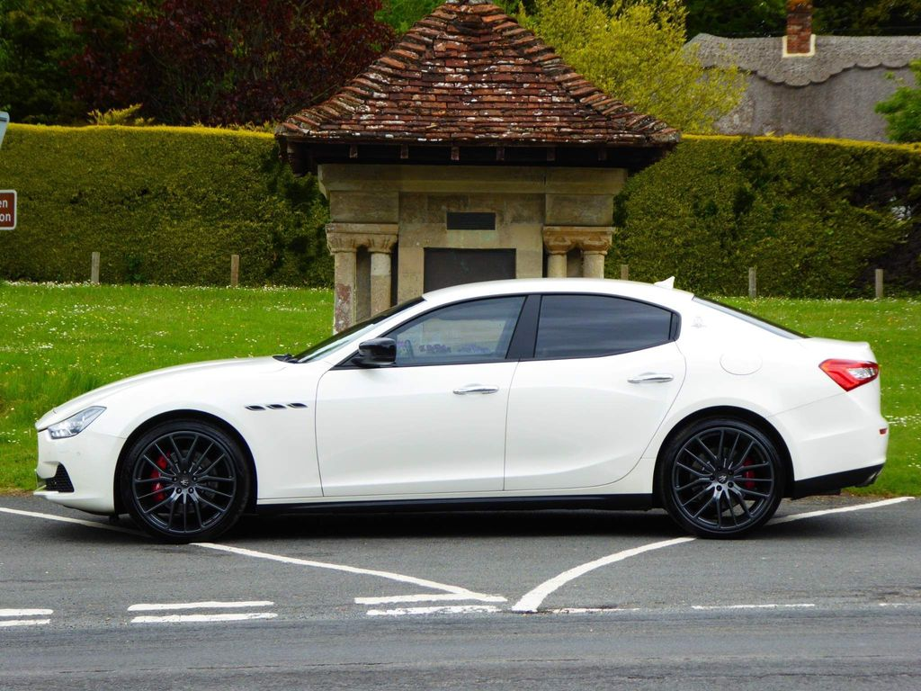 Maserati Ghibli Saloon 3.0 V6 S 4dr