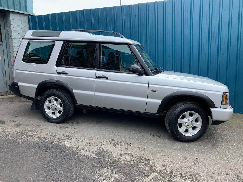 Land Rover Discovery SUV 2.5 TD5 Pursuit 5dr (7 Seats)