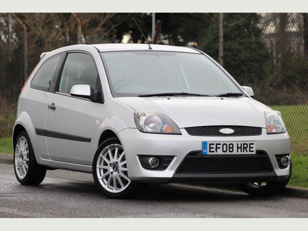 Ford Fiesta Hatchback 1.6 Zetec S 3dr