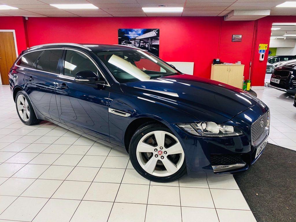 Jaguar XF Estate 2.0d Portfolio Sportbrake Auto (s/s) 5dr