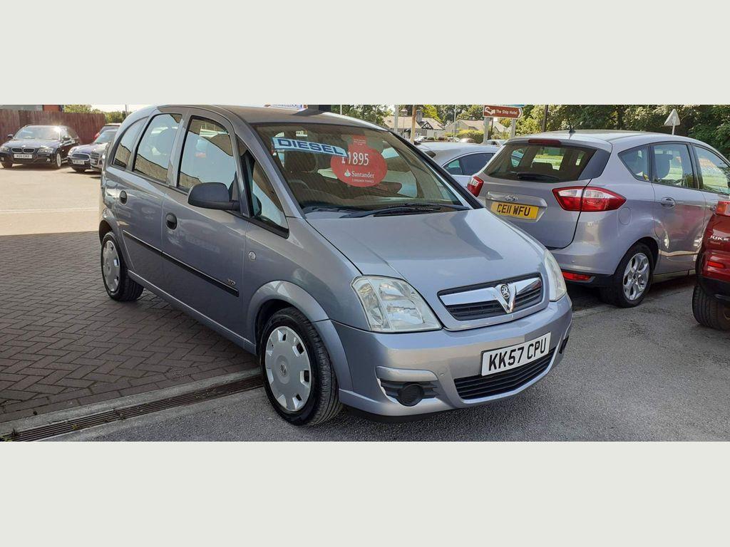 Vauxhall Meriva MPV 1.3 CDTi 16v Life 5dr