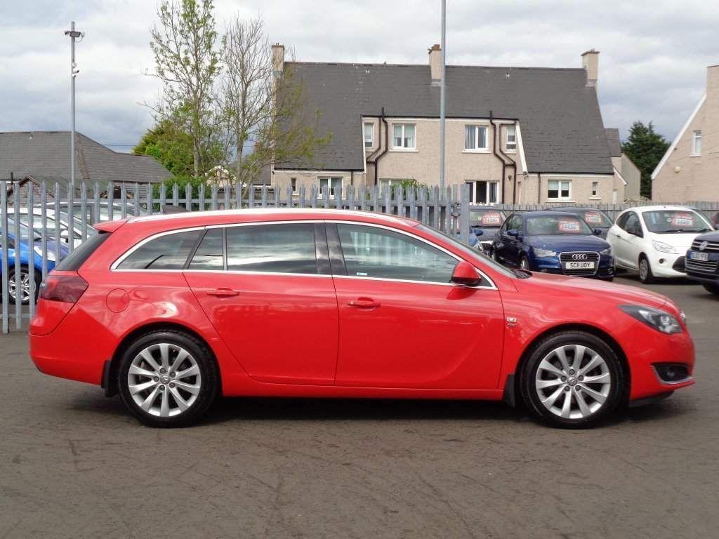 Vauxhall Insignia Estate 2.0 CDTi Elite Nav Sport Tourer Auto 5dr