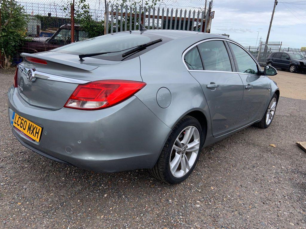Vauxhall Insignia Hatchback 1.8 i VVT 16v SRi 5dr