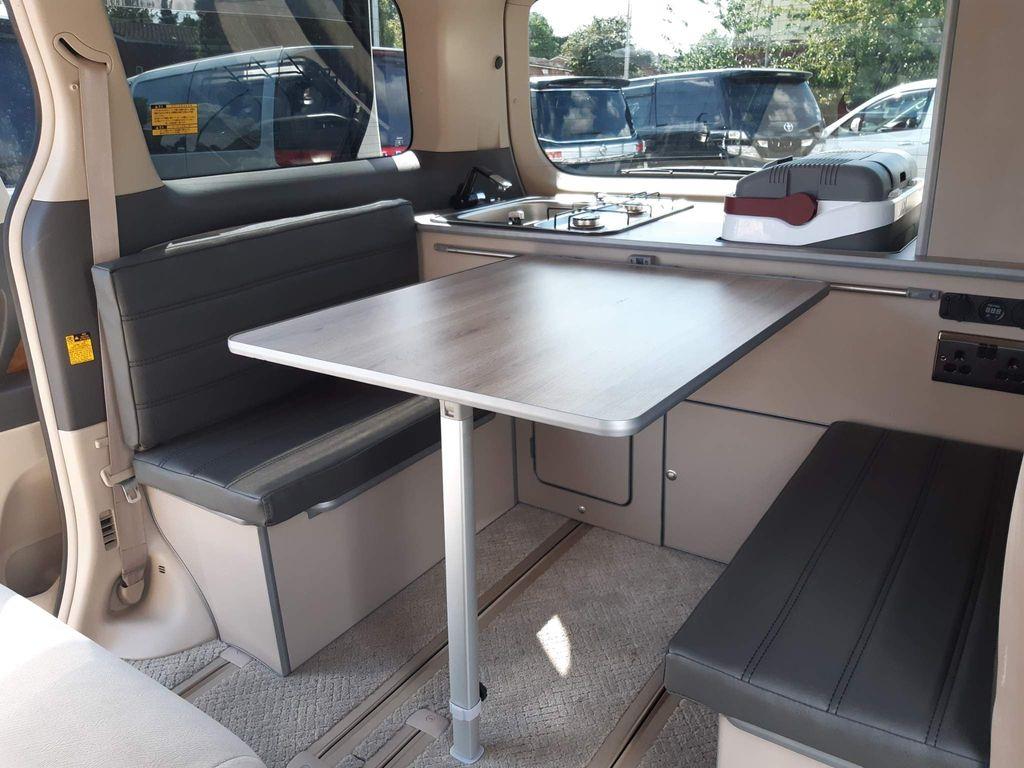 Toyota Alphard MPV 2.4 AX brand new outback rear conversion