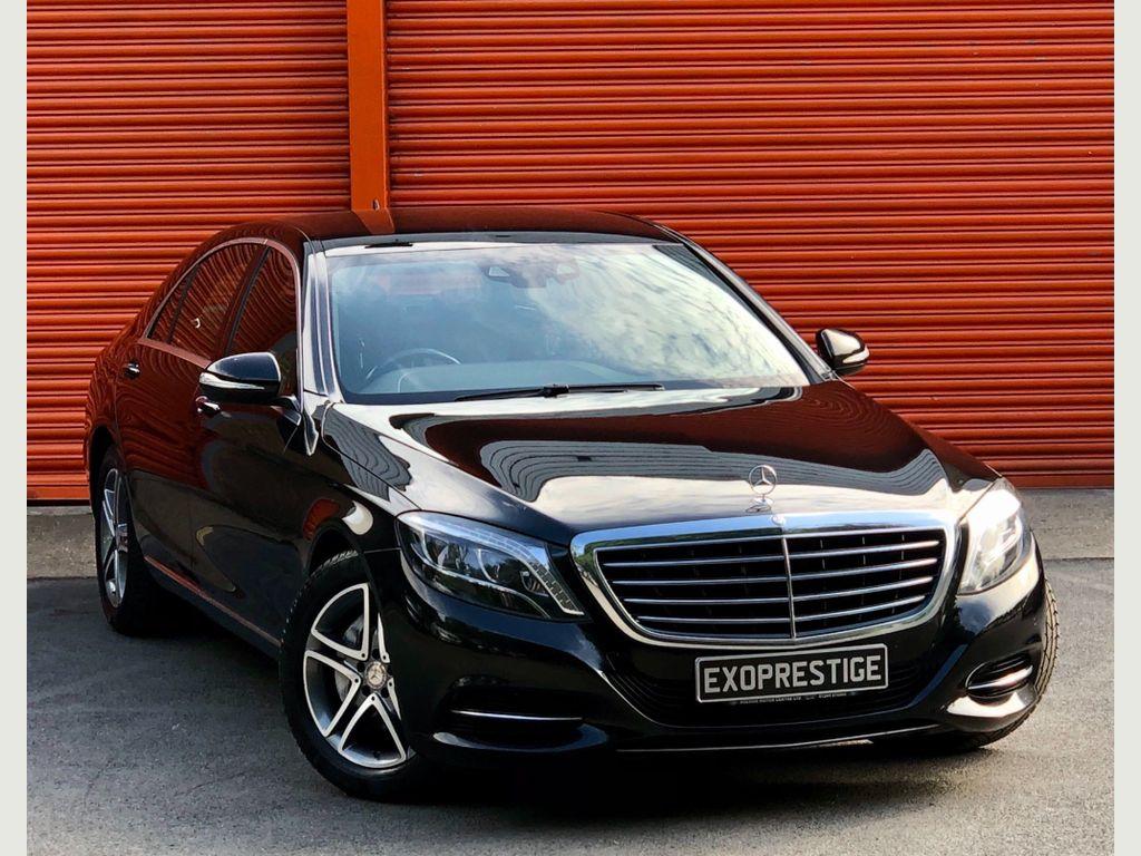 Mercedes-Benz S Class Saloon 3.0 S350L d SE Line (s/s) 4dr