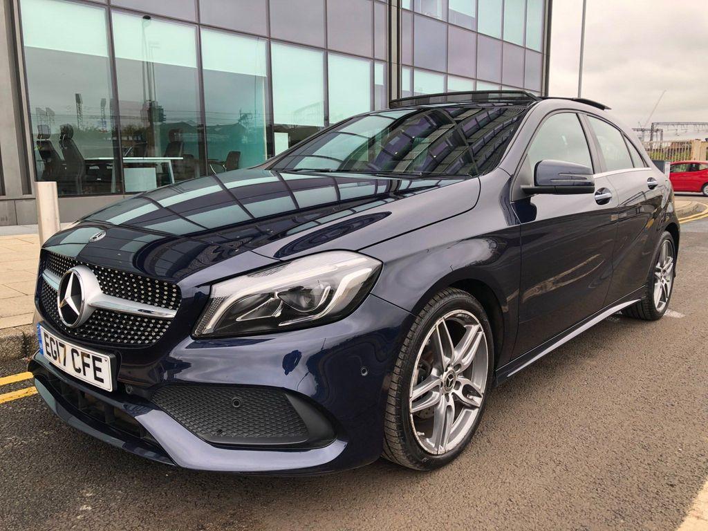 Mercedes-Benz A Class Hatchback 1.6 A160 AMG Line (Premium Plus) (s/s) 5dr