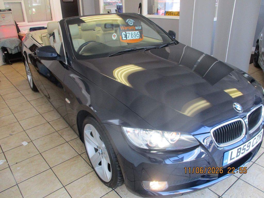 BMW 3 Series Convertible 2.0 320d SE Highline 2dr