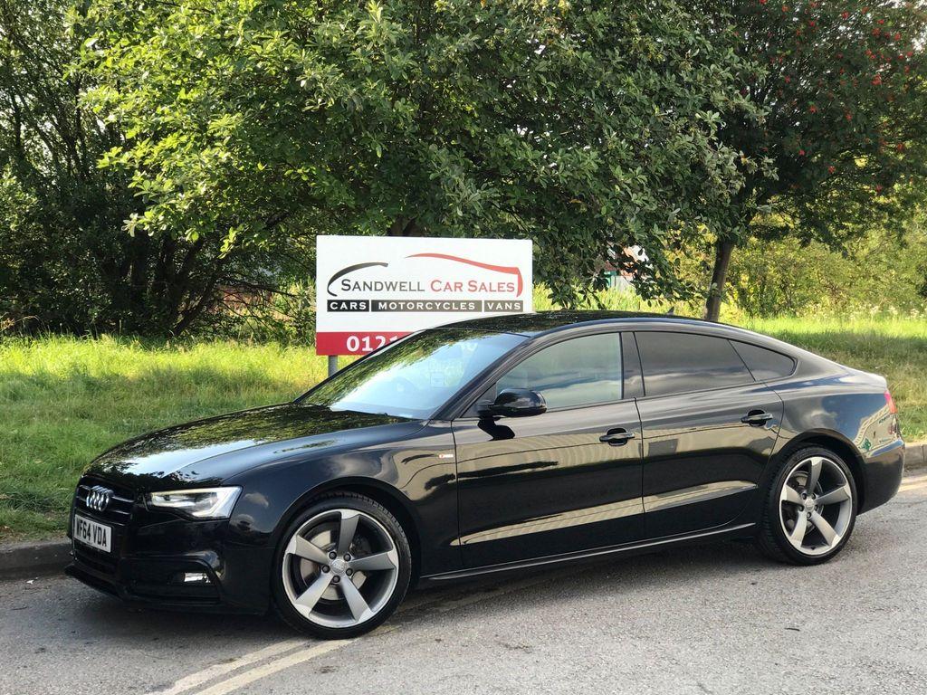 Audi A5 Hatchback 2.0 TDI Black Edition Sportback 5dr