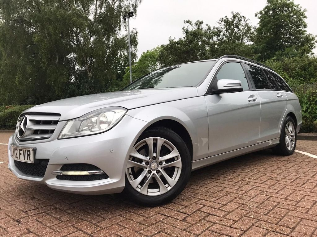 Mercedes-Benz C Class Estate 1.6 C180 SE (Executive) 7G-Tronic Plus 5dr
