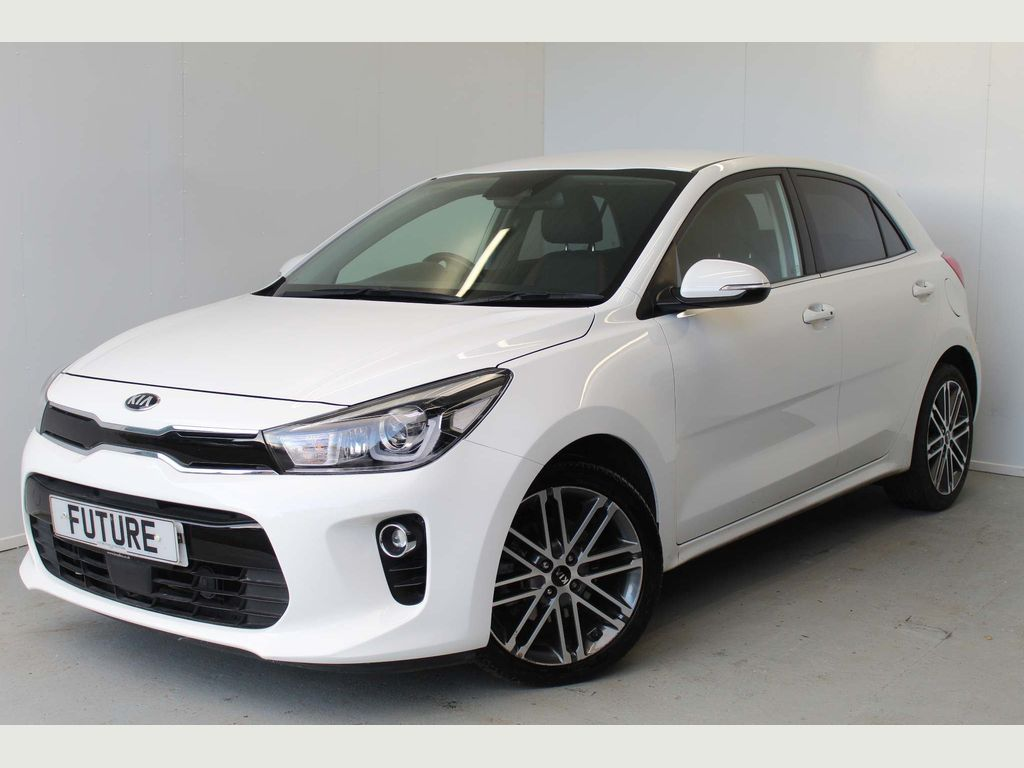Kia Rio Hatchback 1.0 T-GDi First Edition (s/s) 5dr