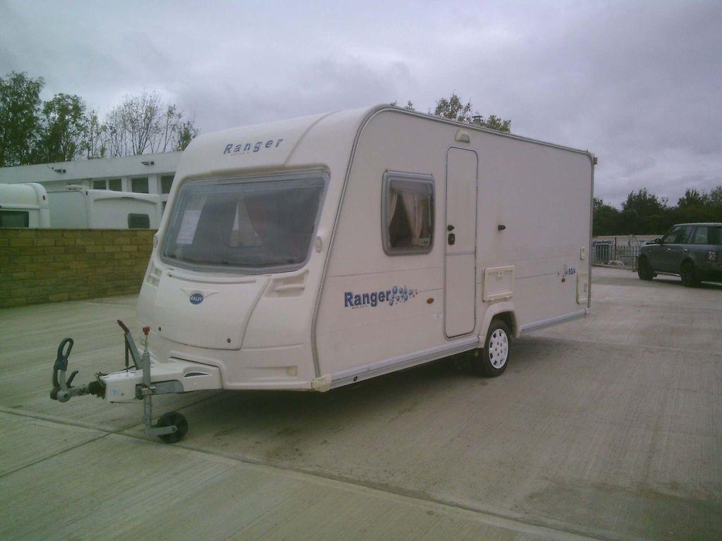 Bailey Ranger Unlisted light weight van