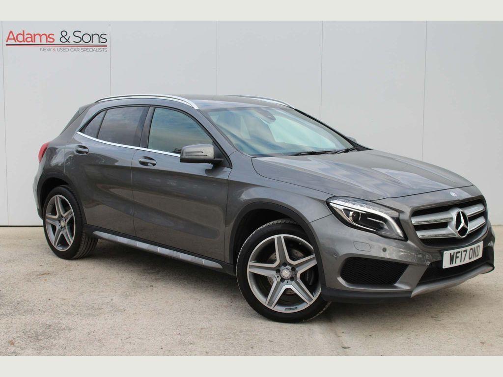 Mercedes-Benz GLA Class SUV 2.1 GLA200 AMG Line (Premium) 7G-DCT 4MATIC (s/s) 5dr