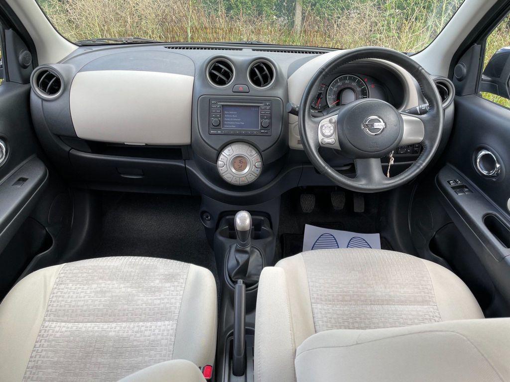 Nissan Micra Hatchback 1.2 12V Kuro 5dr