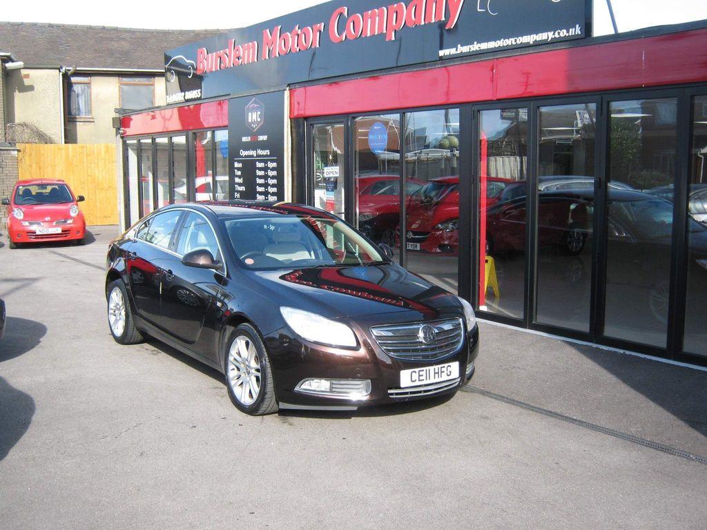 Vauxhall Insignia Hatchback 2.0 CDTi Exclusiv 5dr