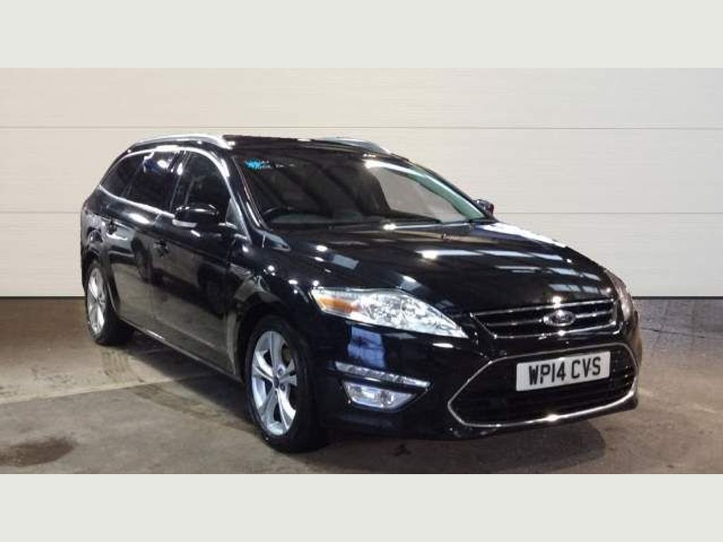 Ford Mondeo Estate 2.0 TDCi ECO Titanium X Business Powershift 5dr