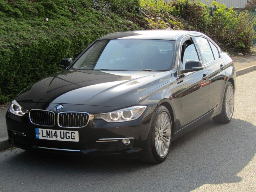 BMW 3 Series Saloon 2.0 325d Luxury (s/s) 4dr