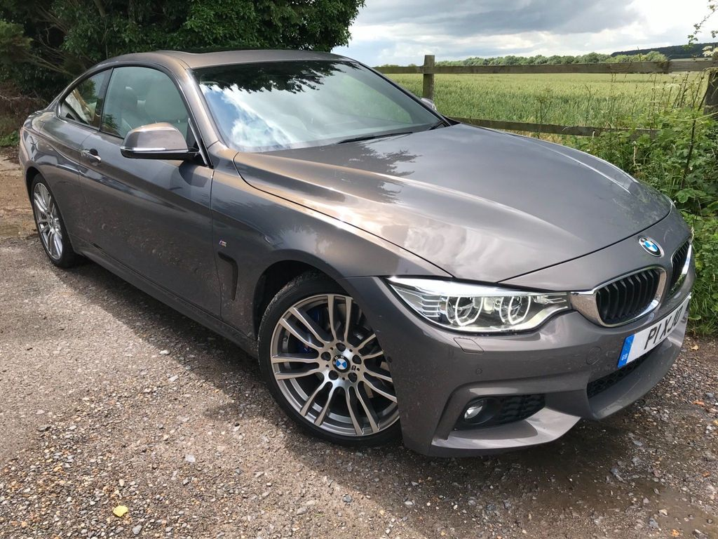 BMW 4 Series Coupe 3.0 440i M Sport Sport Auto (s/s) 2dr