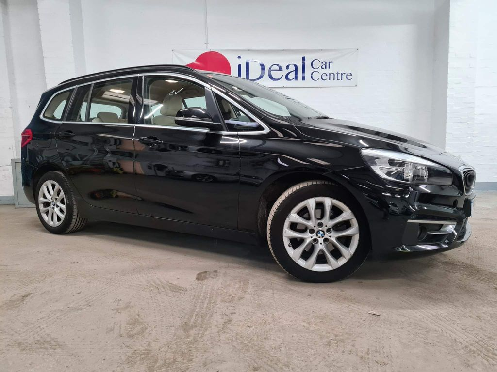 BMW 2 Series Gran Tourer MPV 1.5 216d Luxury Gran Tourer (s/s) 5dr