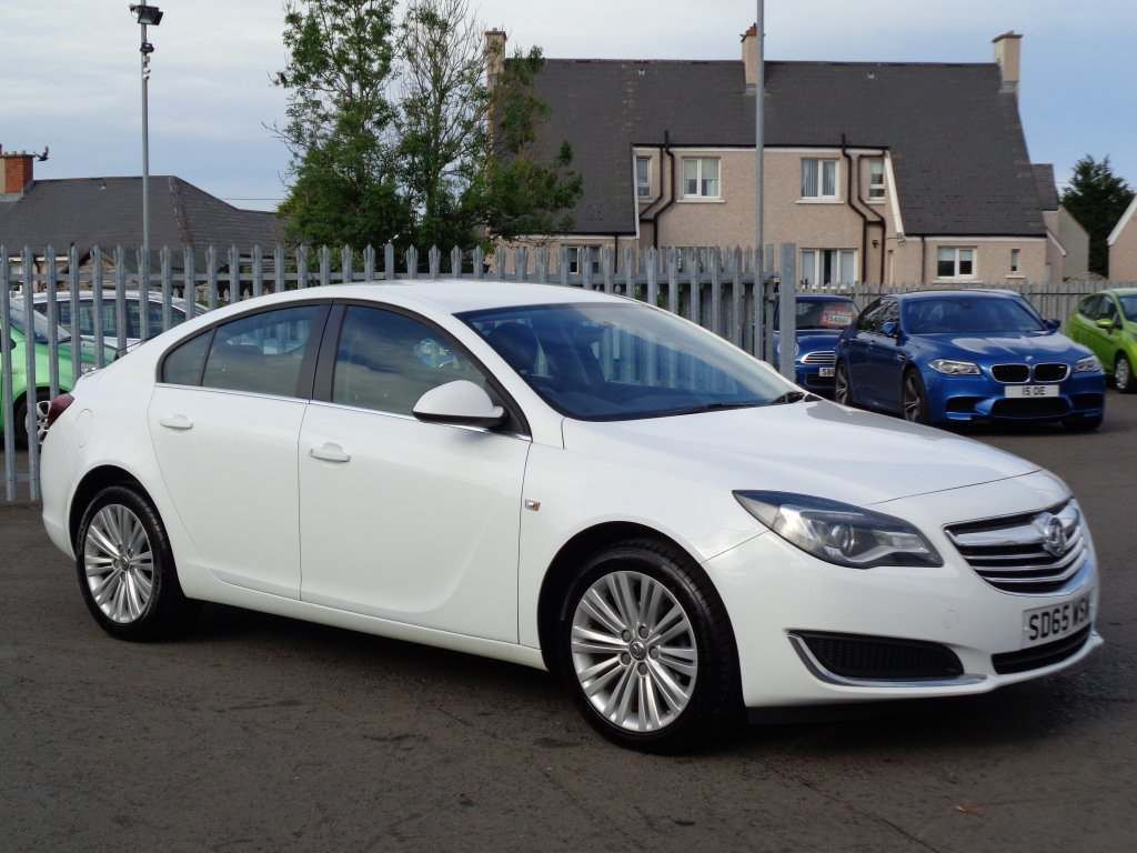 Vauxhall Insignia Hatchback 2.0 CDTi Energy 5dr