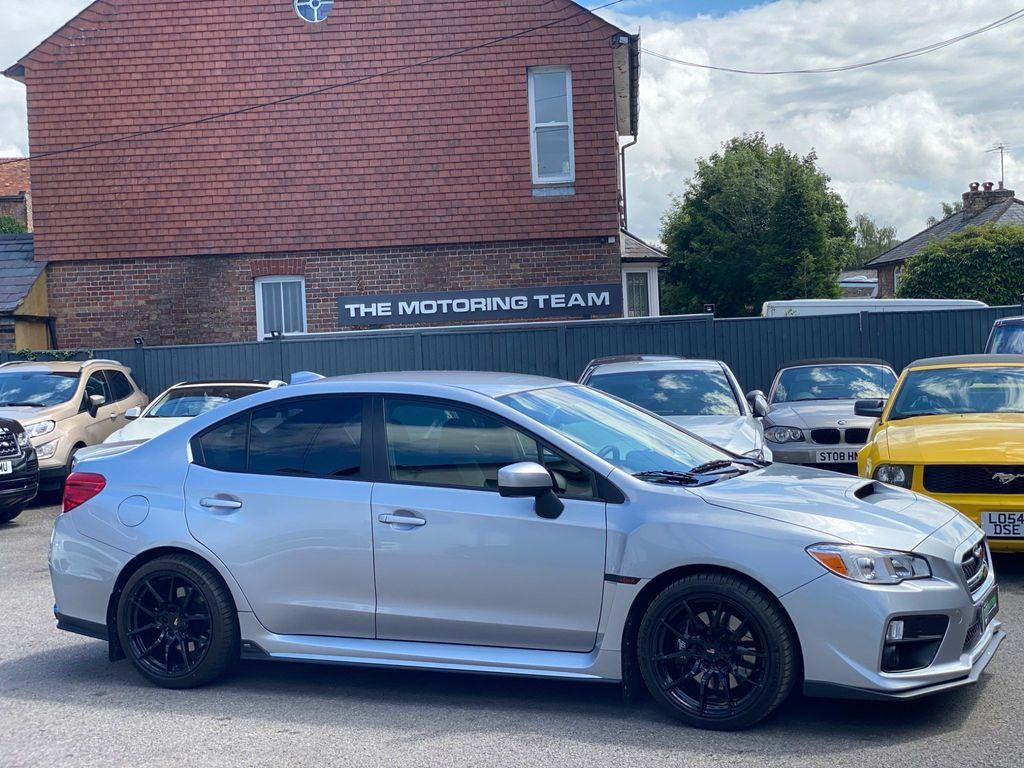 Subaru Impreza Unlisted 2.0 TURBO WRX 360 BHP NEW SHAPE