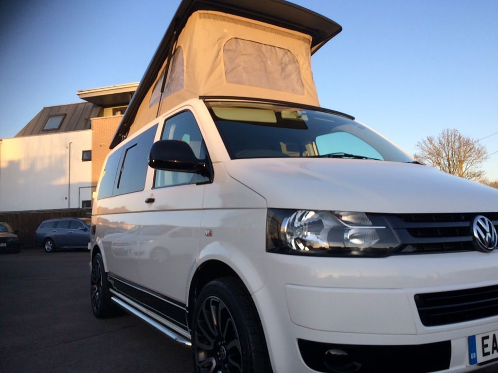 Volkswagen Transporter Van Conversion 2.0 TDI T28 Panel Van 4dr Diesel Manual (SWB) (198 g/km, 101 bhp)