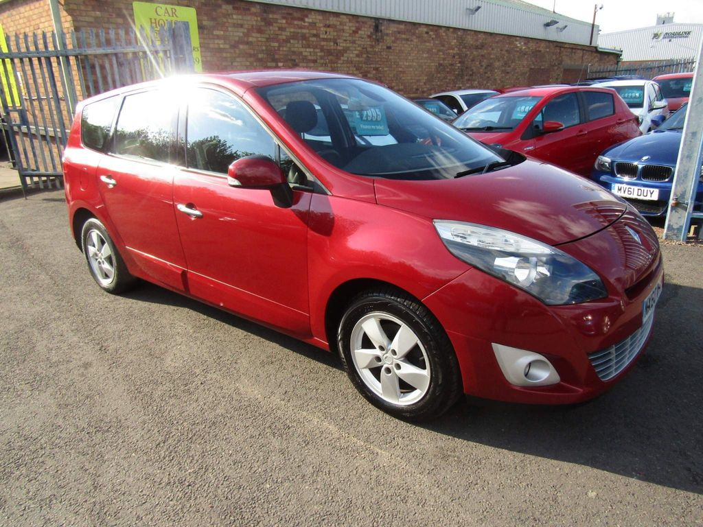 Renault Grand Scenic MPV 1.4 TCe Dynamique TomTom 5dr