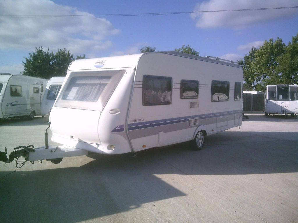 Hobby Excellent Tourer RARE LAYOUT WITH EXTRAS