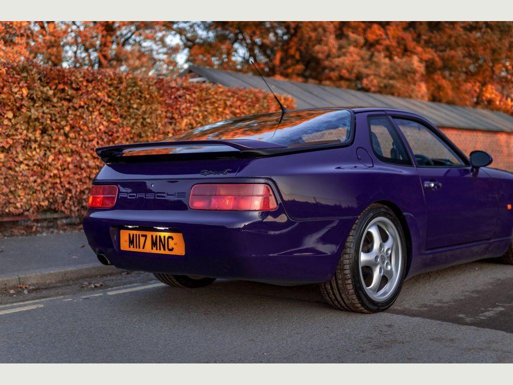 Porsche 968 Coupe 3.0 Sport 2dr