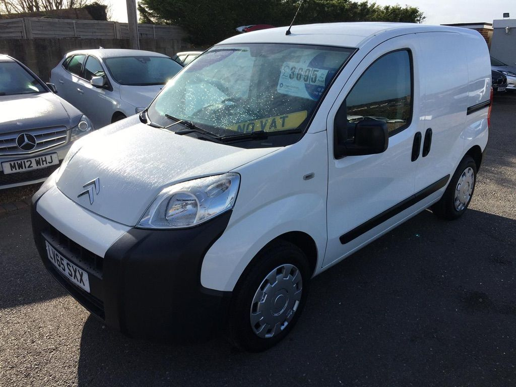 Citroen Nemo Panel Van 1.3 HDi 16v LX Panel Van 3dr