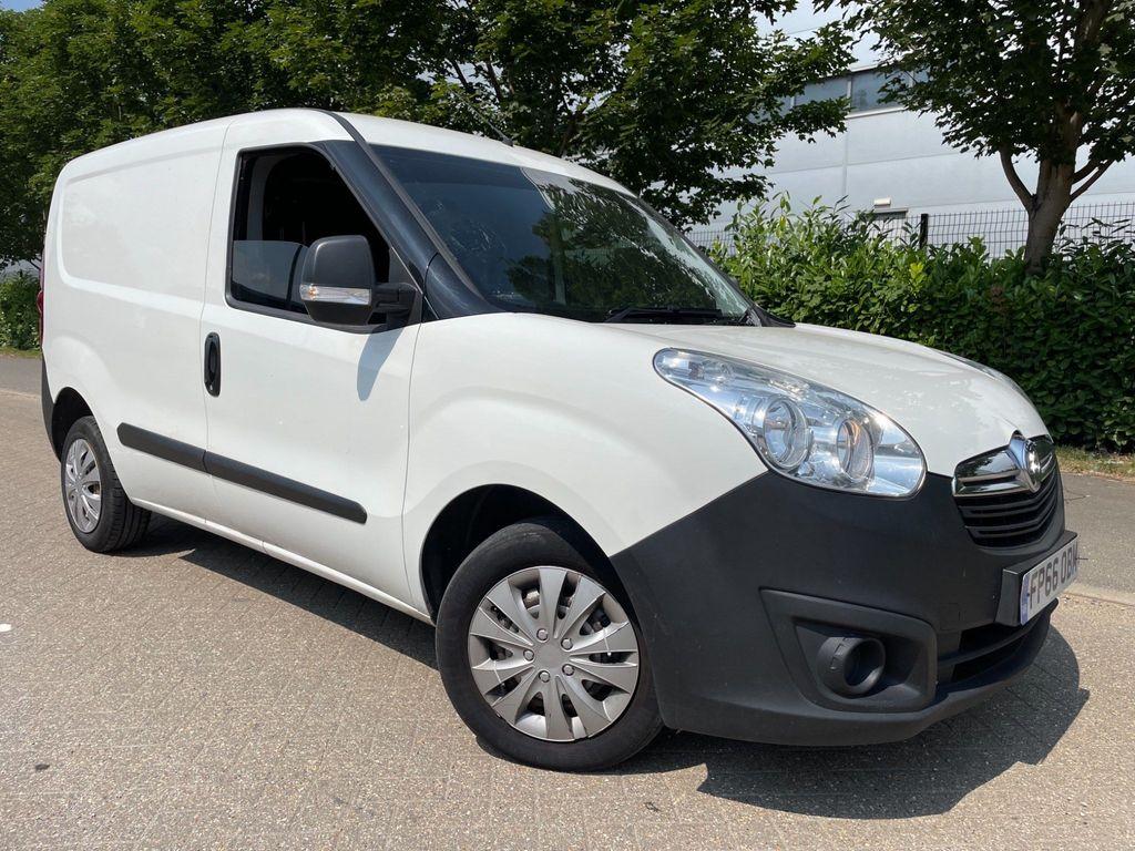 Vauxhall Combo Panel Van 1.3 CDTi 2000 ecoFLEX 16v Panel Van L1 H1 3dr
