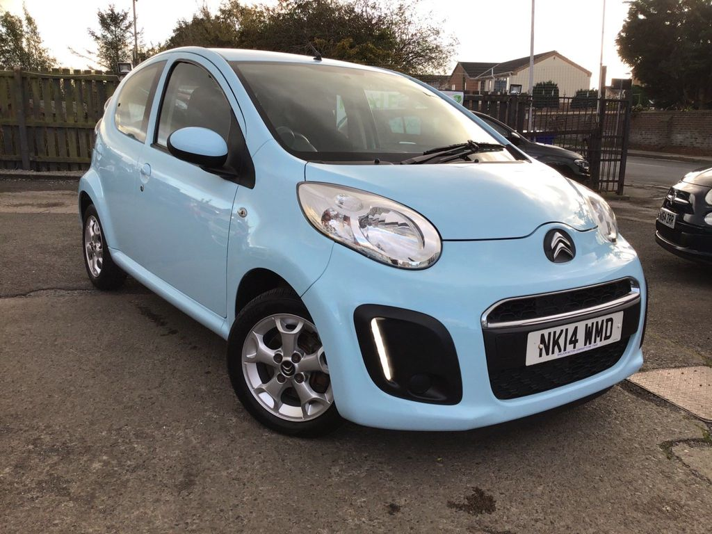 CITROEN C1 Hatchback 1.0 i Edition 5dr