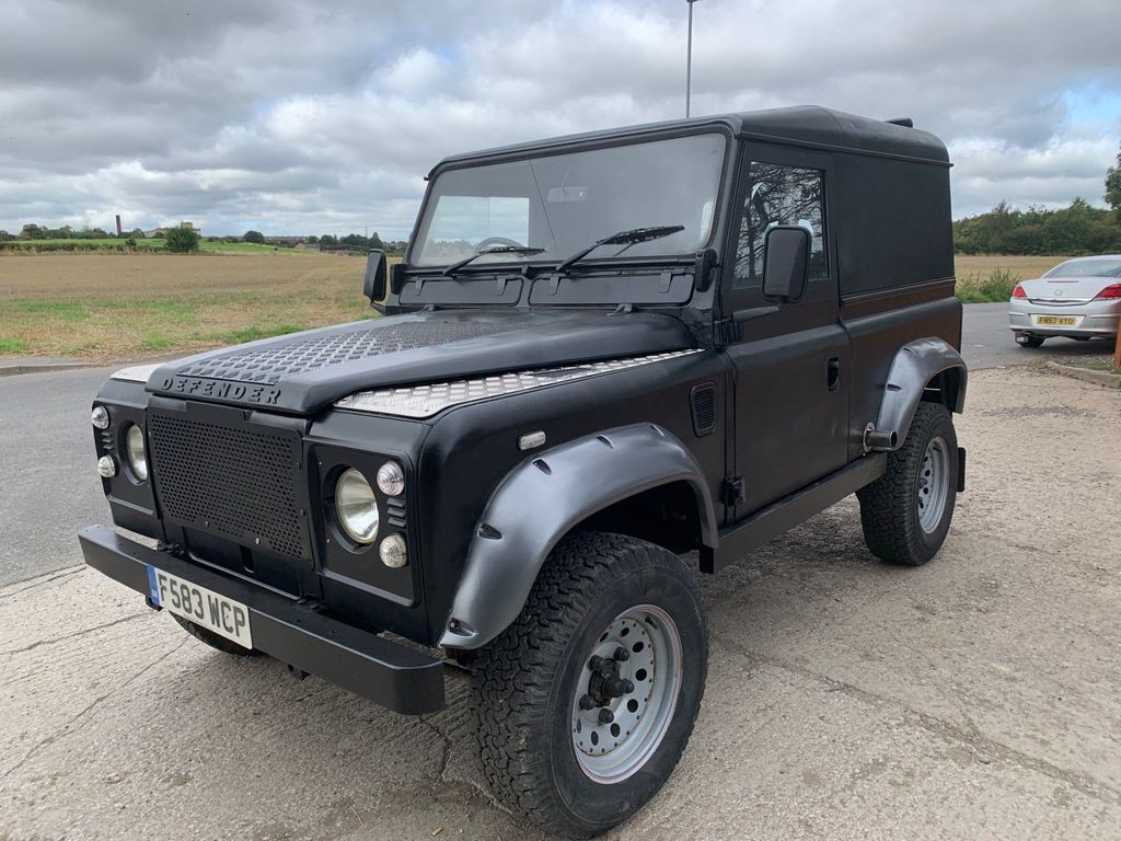 Land Rover Defender 90 SUV 3.5 County 4X4 3dr